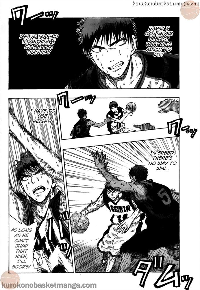 Kuroko no Basket Manga Chapter 49 - Image 10