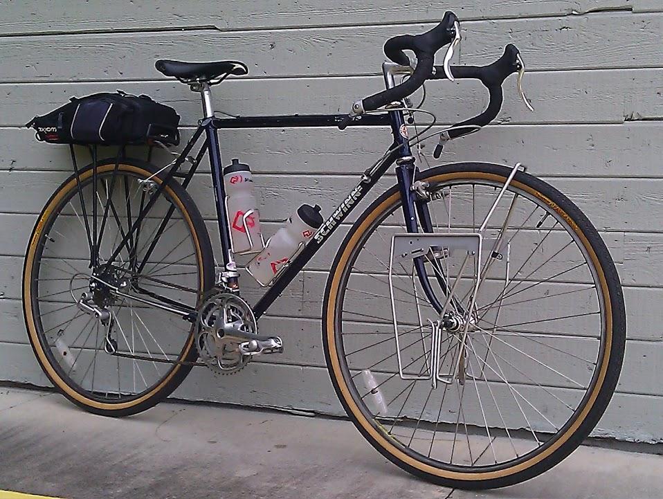 ac26c1085a5 Can Schwinn Passage or Voyageur fit Jack Browns? - Bike Forums