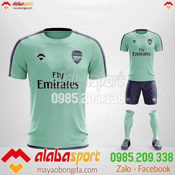 Áo bóng đá tự thiết kế độc lạ - Mã ALB 53