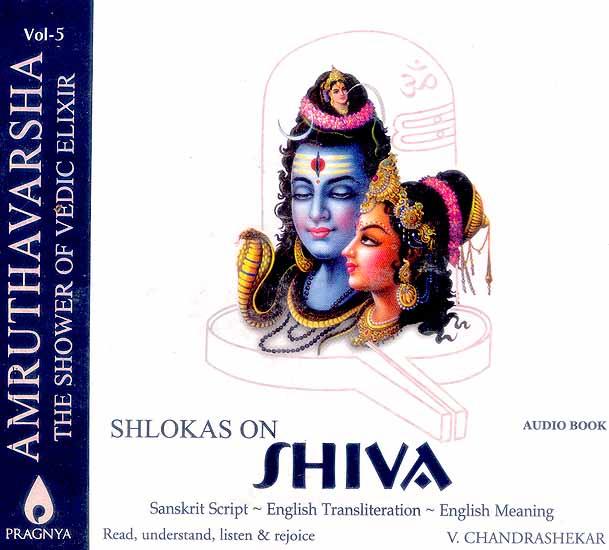 Amruthavarsha Vol. 05 (Shlokas on Shiva) Devotional Album MP3 Songs