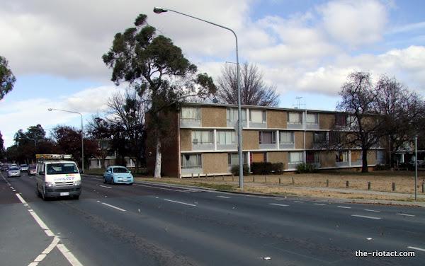northbourne flats
