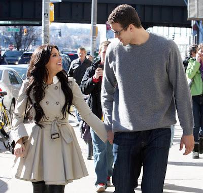 Kim Kardashian and Kris Humphries Divorce Filied