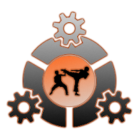 The Kokusai Fighting Engine Icon