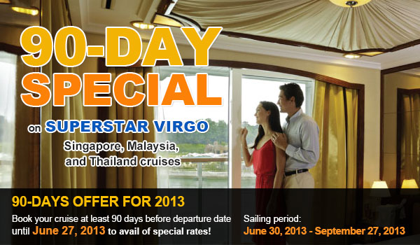 Star Cruises Hot Deals