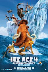 Ice Age: Continental Drift - Kỷ băng hà 4