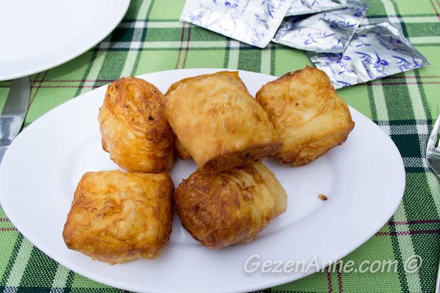 lezzetli Stella böreği, Polonezköy