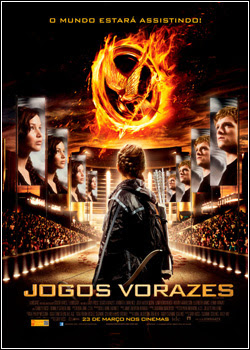 Filme Poster Jogos Vorazes TS XviD & RMVB Dublado