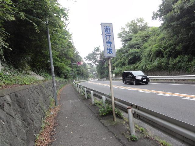 遊行寺坂 東海道五十三次