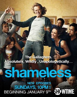 Shameless (2011) – Bu Aile İZLENECEK!