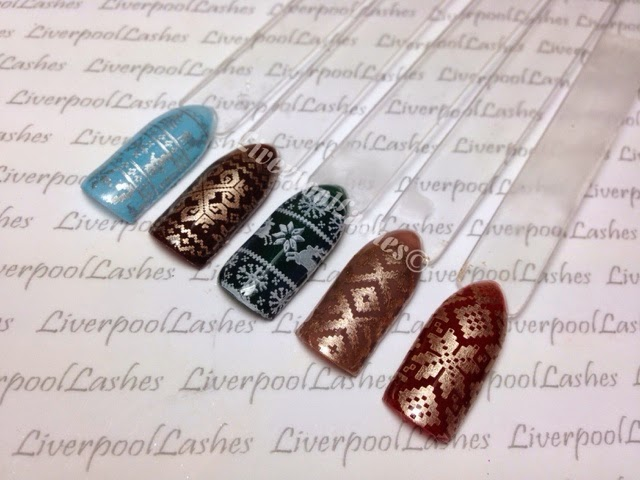 liverpoollashes liverpool lashes shellac shelf sitters nordic print nails best pro beauty blogger