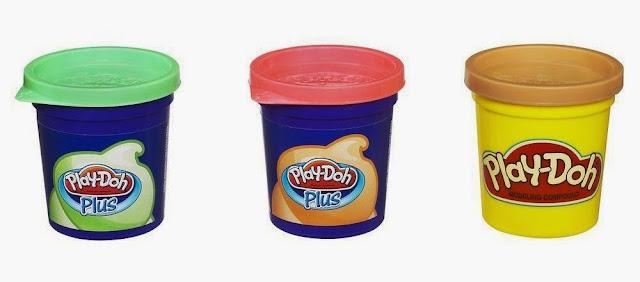 Bột nặn bổ sung 3 màu Play-Doh