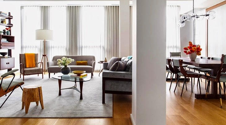 Duplex Apartment in New York City