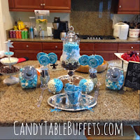Candy Table Buffets in San Diego