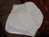Manta bebé crochet