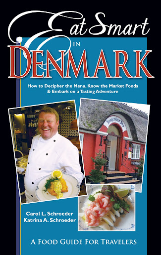 Eat Smart in Denmark - book review, author interview, and two authentic recipes
