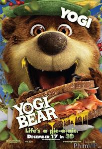Chú Gấu Yogi - Yogi Bear poster