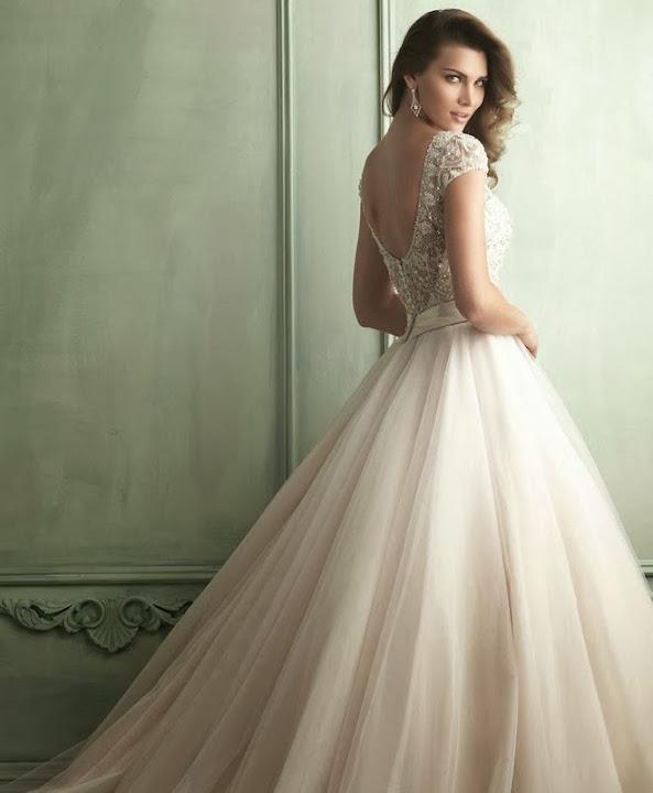 Allure Bridals Spring 2014 - Part 1