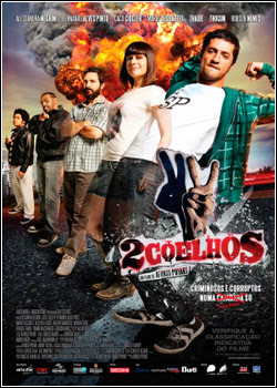 KOAKOSKOAKS Download   2 Coelhos   BluRay 720p + DVDR Nacional (2012)