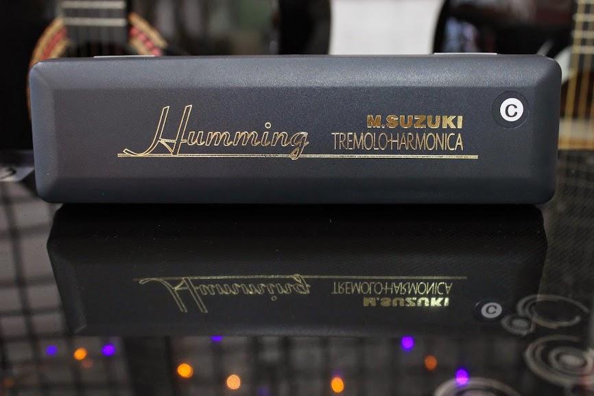 Kèn Harmonica - Suzuki Humming Tremolo SU-21H (key C)