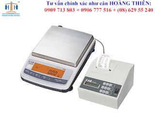 cân điện tử cAS XB 420-4200 HXHW 3 số lẻ