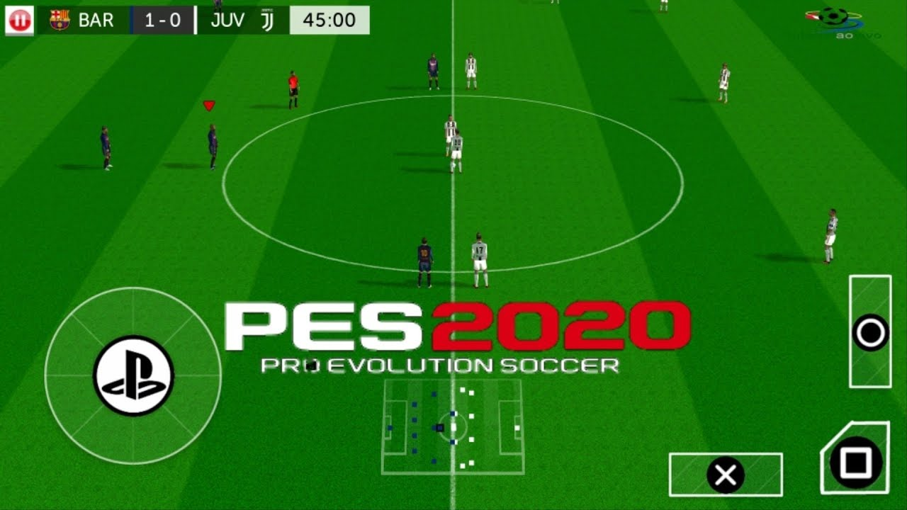 FTS 19 MOD PES 2020 Android Offline 300MB Best Graphics New Update
