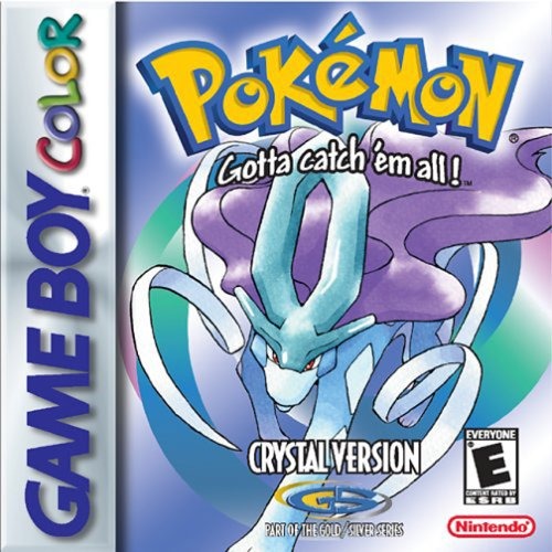 Pokemon – Crystal Version