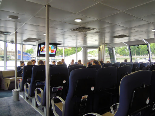 Thames river cruise to Greenwich - from London Top 10