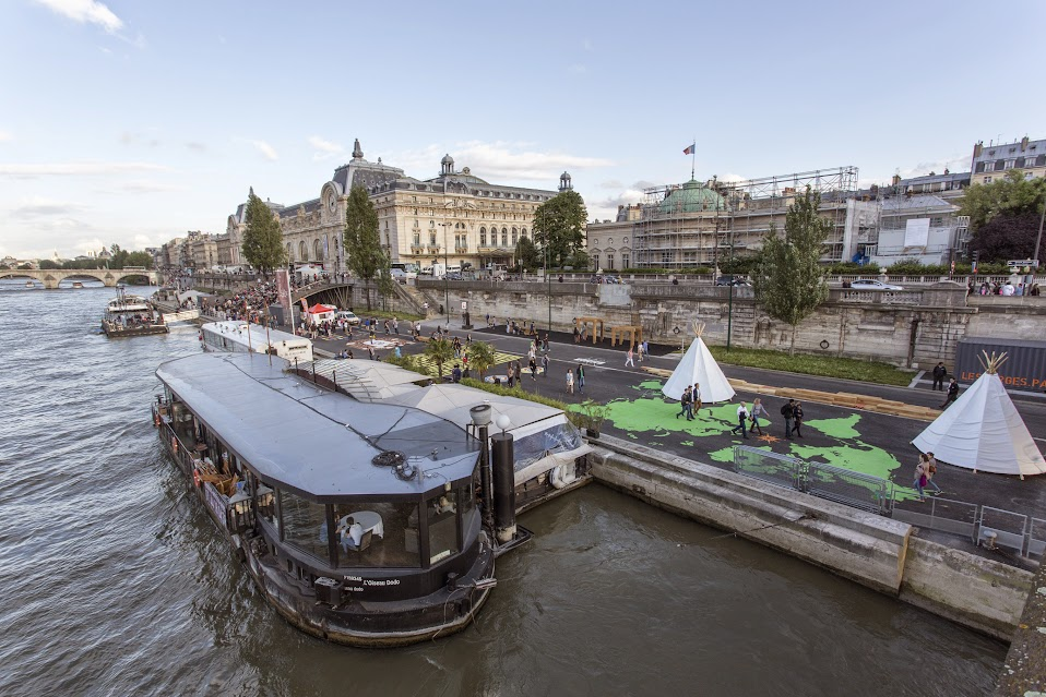Copyright Sophie Robichon / Marc Verhille / Henri Garat / Mairie de Paris