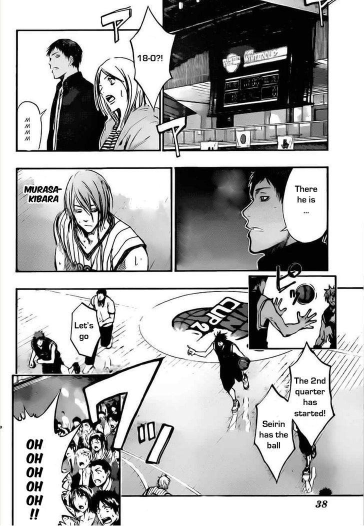 Kuroko no Basket Manga Chapter 148 - Image 06