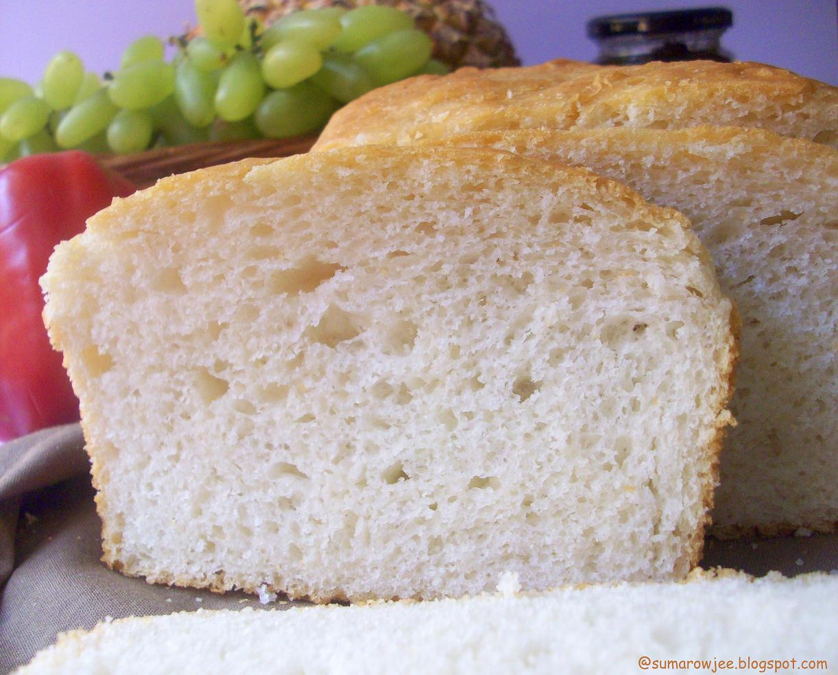 Cakes And More!: Batter White Bread - One Easy Loaf!