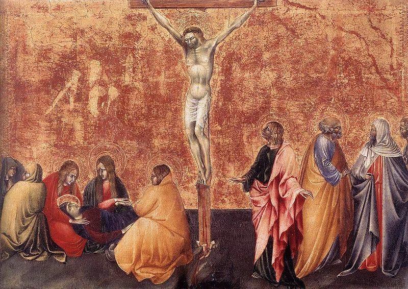 Giovanni di Paolo - Crucifixion