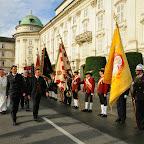 Aufnahme Mariens in den Himmel - Hofburg - Jesuitenkirche - Traditionell steht der Hohe Frauentag ganz im Zeichen der Ehrung verdienter Tiroler und Südtiroler BürgerInnen für ihre herausragenden Verdienste - 15.08.2014