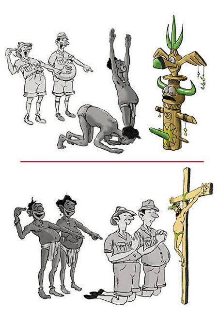Cosas de la religión...