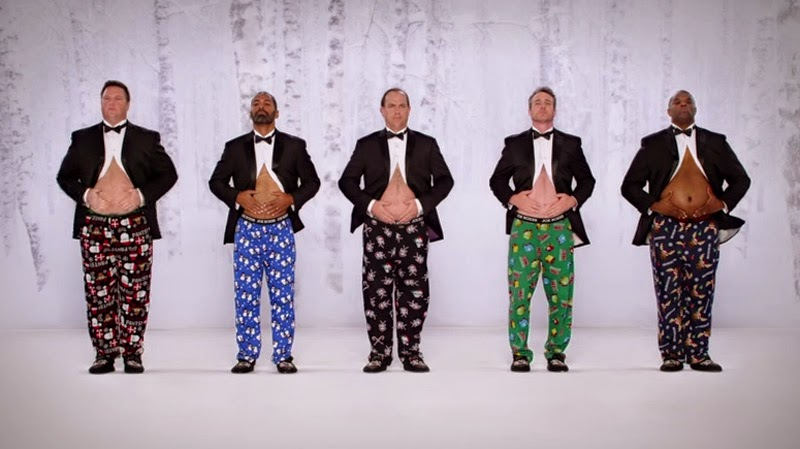 "Kmart Hits The Holiday Season with ""Jingle Bellies"" Joe Boxer Commercial for 2014"