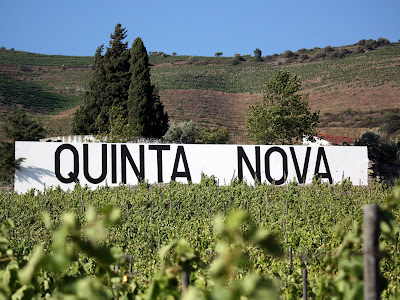 Quinta Nova winery in Portugal