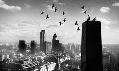 Templo a la perspectiva. Alain de Botton. Fotografía de Thomas Greenall & Jordan Hodgson. The Guardian