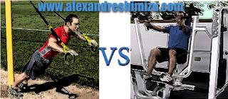 Treinamento Funcional Vs Musculação Tradicional