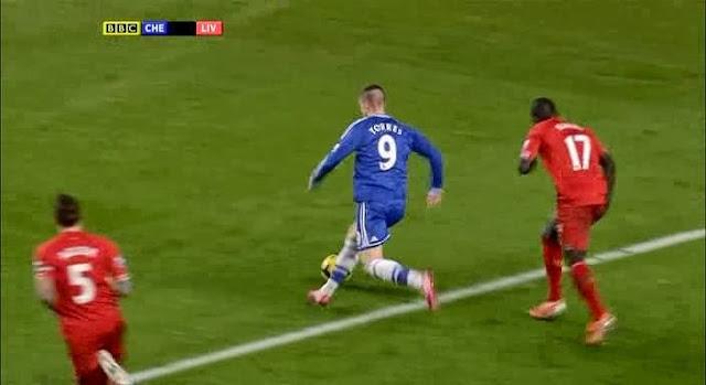 Torres, Chelsea - Liverpool