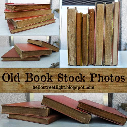 Free Old and Worn Book Stock Photos