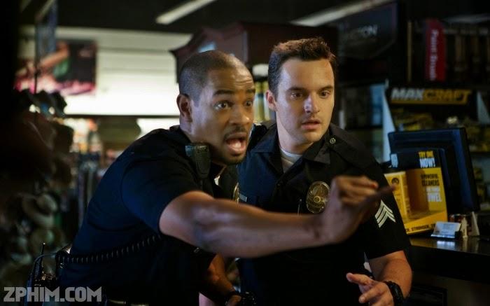 Ảnh trong phim Hãy Làm Cớm Nào - Let's Be Cops 2