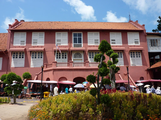 Blog de voyage-en-famille : Voyages en famille, Malacca, au coeur de l'histoire
