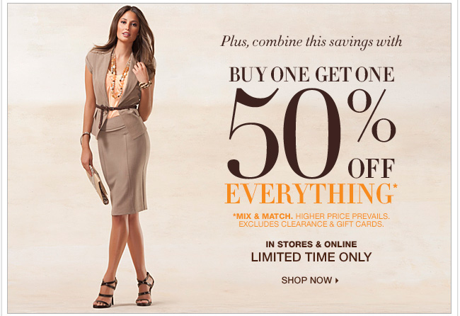 NY&CO COUPONS