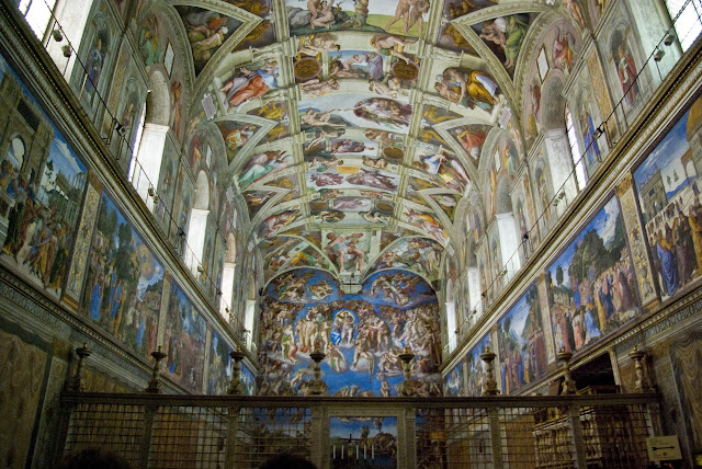 500 años de la capilla sixtina