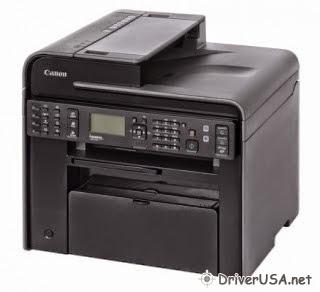 download Canon imageCLASS MF4580dw printer's driver