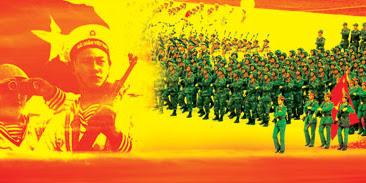 Thơ 22/12 - Kỷ niệm ngày thành lập Quân đội nhân dân VN
