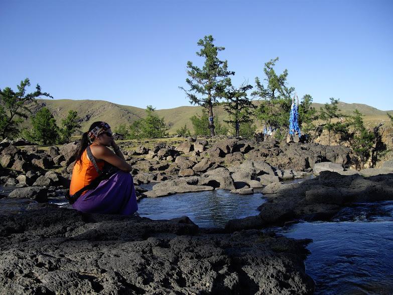 Visitar as quedas de água e paisagens do PARQUE NACIONAL DO RIO ORKHON | Mongólia