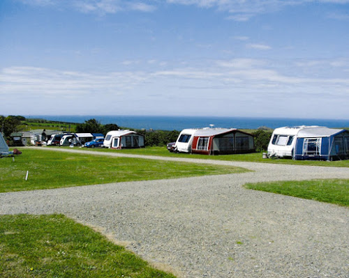 St Davids Camping and Caravanning Club Site at St Davids Camping and Caravanning Club Site