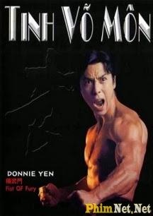 Phim Tinh Võ Môn - Fist Of Fury - Wallpaper
