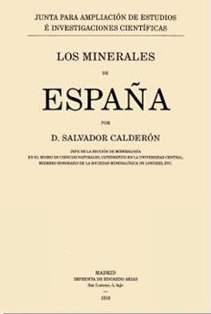 Los Minerales de España