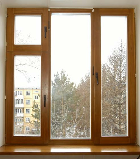 окна из ПВХ